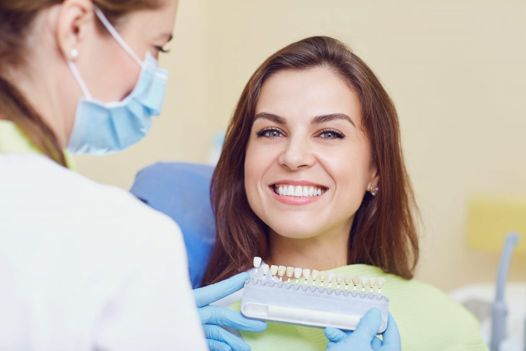 Cosmetic Dentistry in Mission Valley