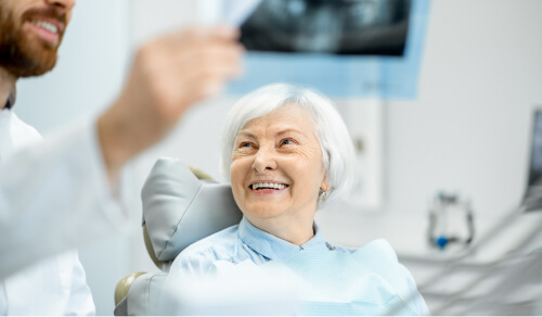 The Implant-Supported Denture Process near you